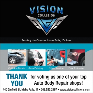 Top Auto Body Repair Shops!