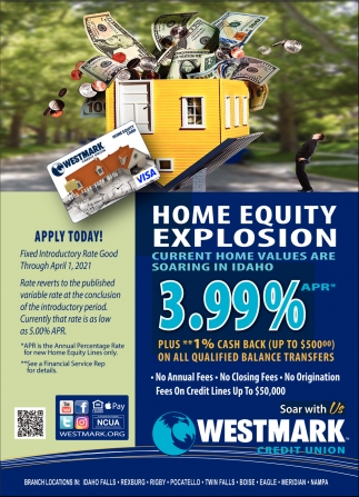 Home Equity Explosion
