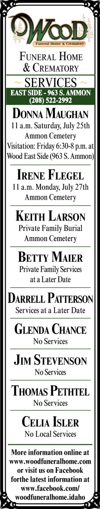 Funeral Home & Crematory