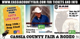 Cassia County Fair