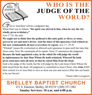 What Is The Judgement Seat of Christ?