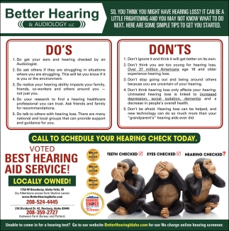 Best Hearing Aid Service