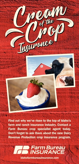 Cream of the Crop Insurance