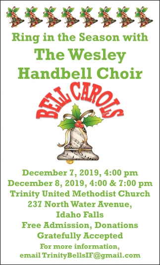 The Wesley Handbell Choir