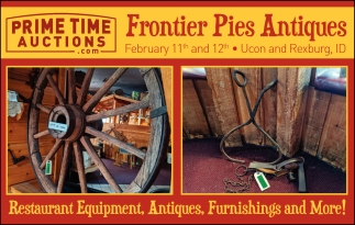 Frontier Pies Antiques