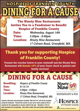 Dining for a Cause