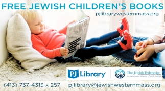 Free Jewish Children's Books