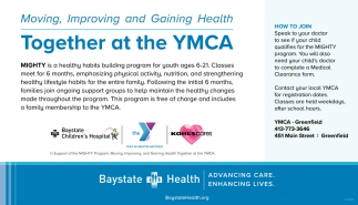 Together at the YMCA