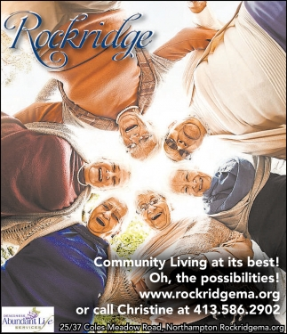 Community Living at its Best!