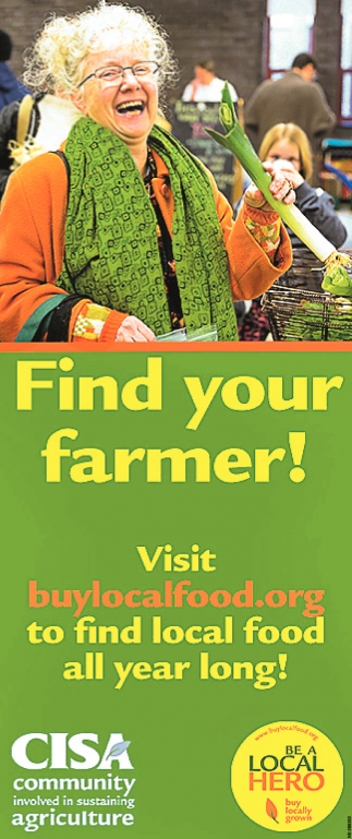 Find Your Farmer!