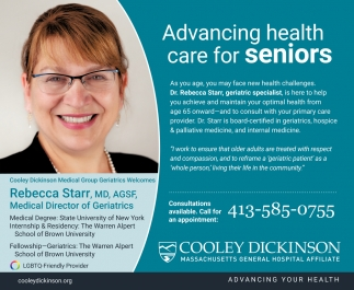 Advancing Health Care for Seniors