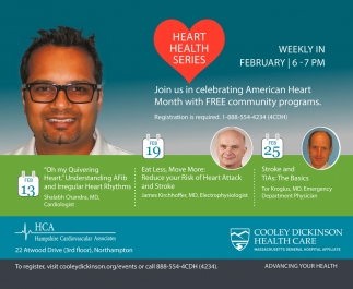 Heart Health Series