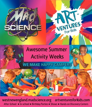 Awesome Summer Activity Weeks