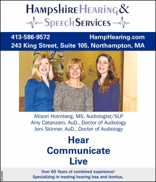 Hearing & Speech Services