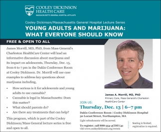 Young Adults and Marijuana