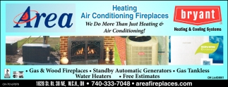 We Do More Than Just Heating & Air Conditioning!