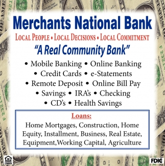 A Real Community Bank