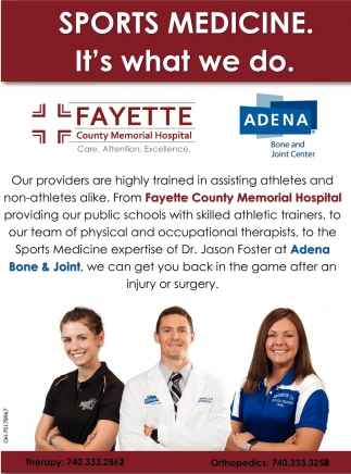 Adena Bone and Joint Center