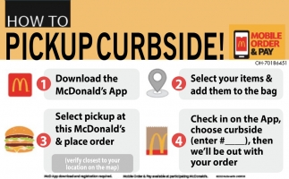 How To Pickup Curbside