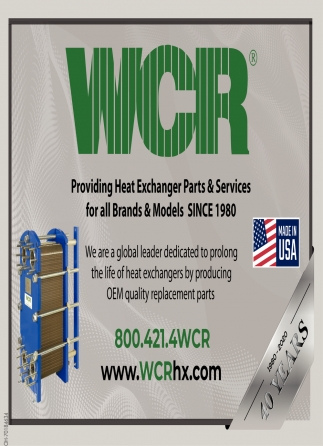 Heat Exchanger Parts & Services