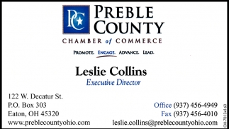 Leslie Collins ~ Executive Director