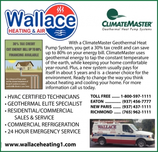 Heating & Air Conditioning/HVAC