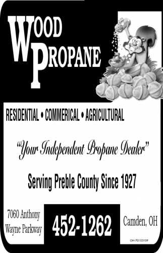 Your Independent Propane Dealer