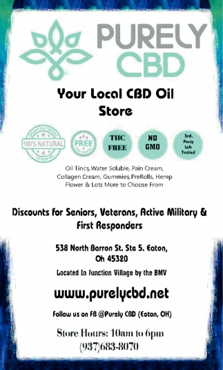 Discount for Seniors, Veterans, Active Military & First Responders