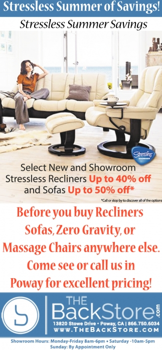Stressless Summer of Savings