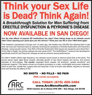 Think Your Sex Life is Dead? Think Again!