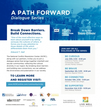 A Path Forward Dialogue Series