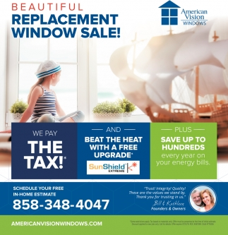 Beautiful Replacement Window Sale
