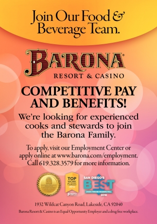 Competitive Pay and Benefits