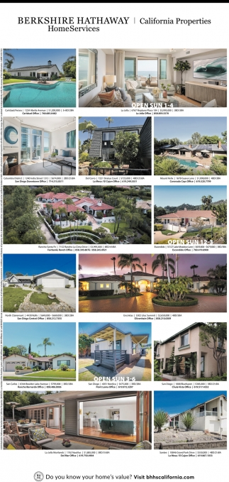 California Properties