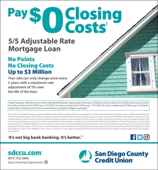 Pay $0 Closing Costs