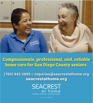 Home Care for San Diego County Seniors