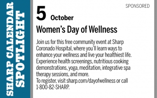 Women's Day of Wellness