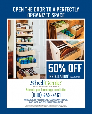 Open the Door to a Perfectly Organized Space