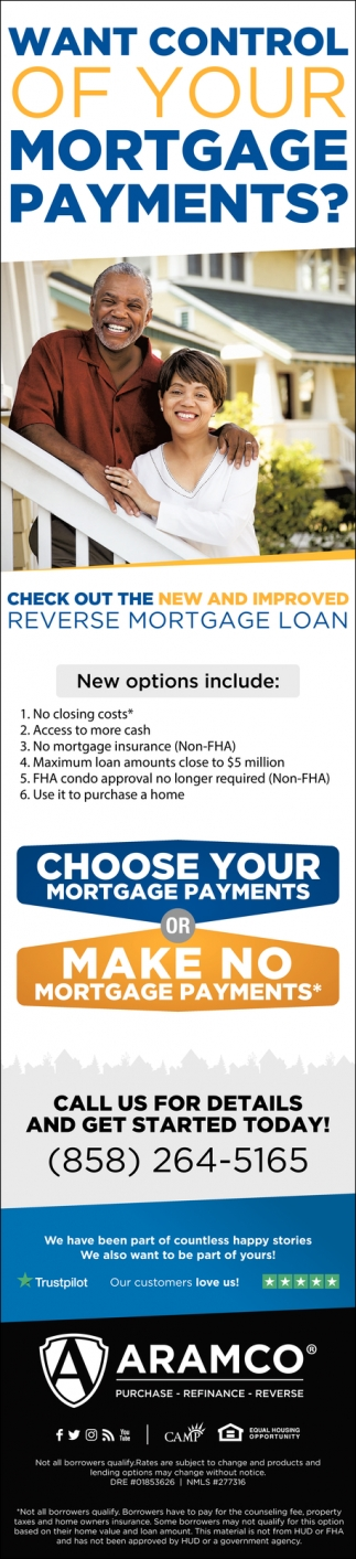 Choose Your Mortgage Payments