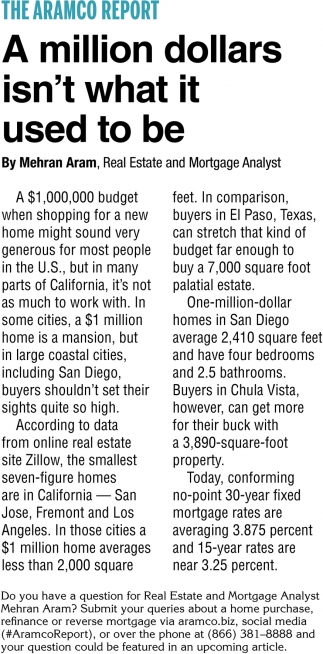 The Spending Habits of San Diego Households Revealed