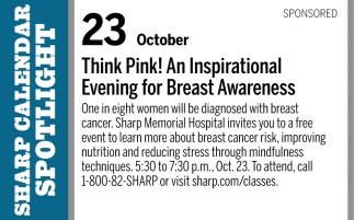 Think Pink! An Inspirational Evening for Breast Awareness