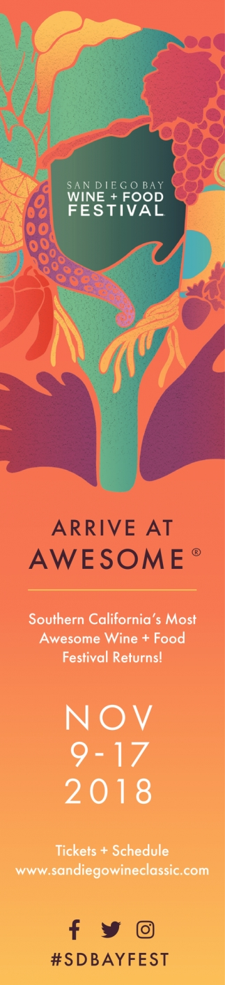 Arrive at Awesome
