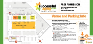 Venue and Parking Info