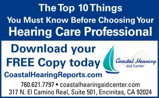 Hearing Care Professional