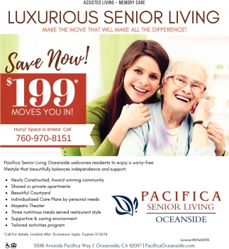 Luxurious Senior Living
