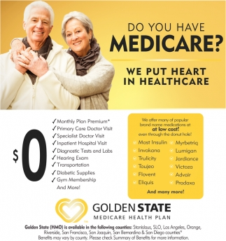 Do You Have Medicare?