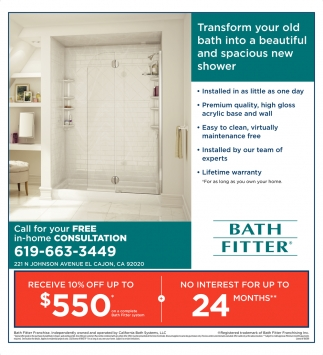 Transform Your Old Bath
