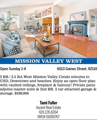 Mission Valley West