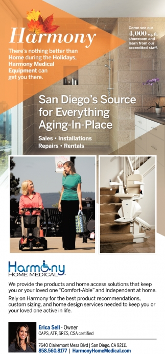 Aging-In-Place Super Store