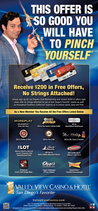 Receive $200 in Free Offers